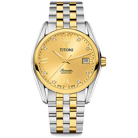 梅花(Titoni)手表 空霸系列机械男表83909 SY-064