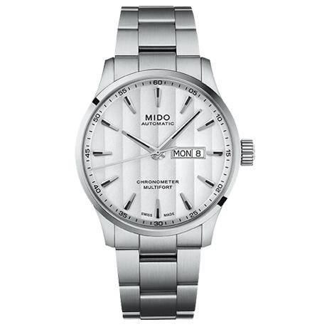 美度(MIDO)舵手系列 全自动机械男士腕表M038.431.11.031.00