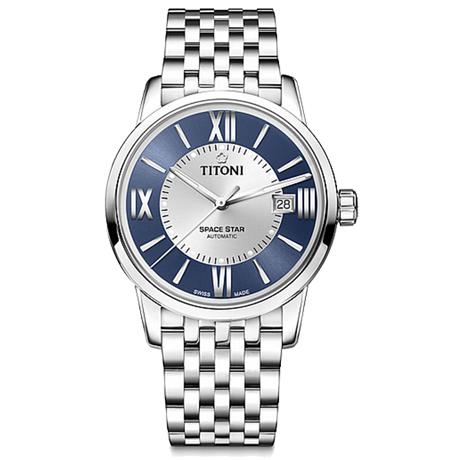 梅花(Titoni)手表 天星系列机械男表83538 S-580